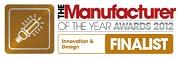 Manufacturer Award Finalist