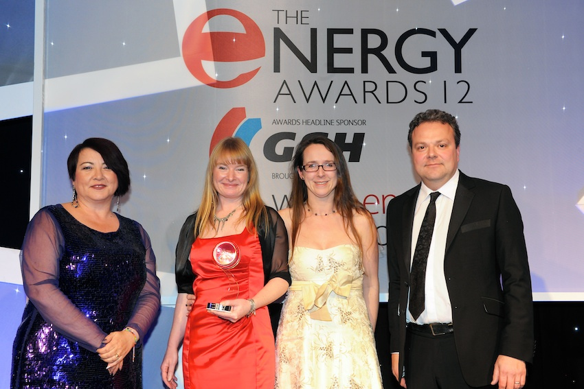 Tempra Win Energy Award