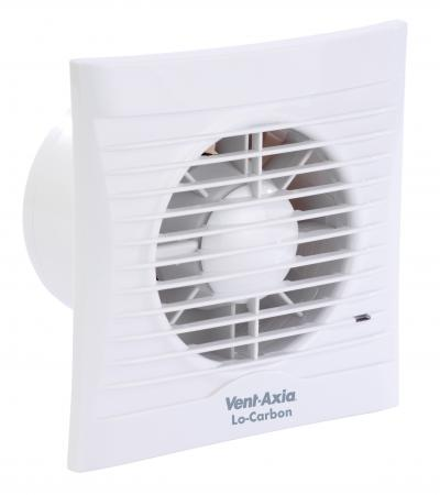 lo carbon silhouette 100ht humidistat timer vent axia rh vent axia com vent axia user manual Vent-Axia T-Series