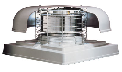 Roof Fan Amp Powered Attic Ventilators Are Usually Mounted