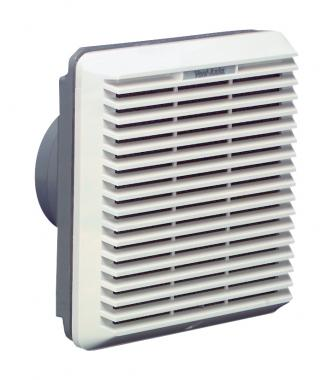 Filtered Inlet Grille Vent Axia