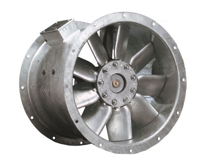 Long Case Axial fans - LC | Vent-Axia
