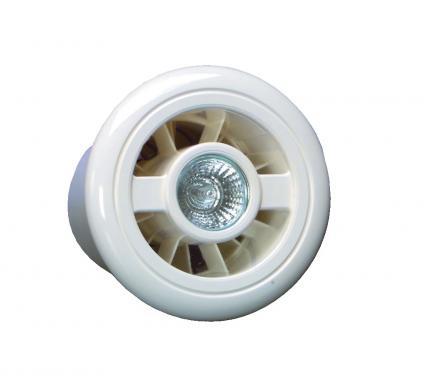 Led Luminair Fan Light Combination Unit Vent Axia