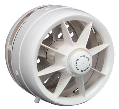 Traditional Standard Range Window Fan Vent Axia