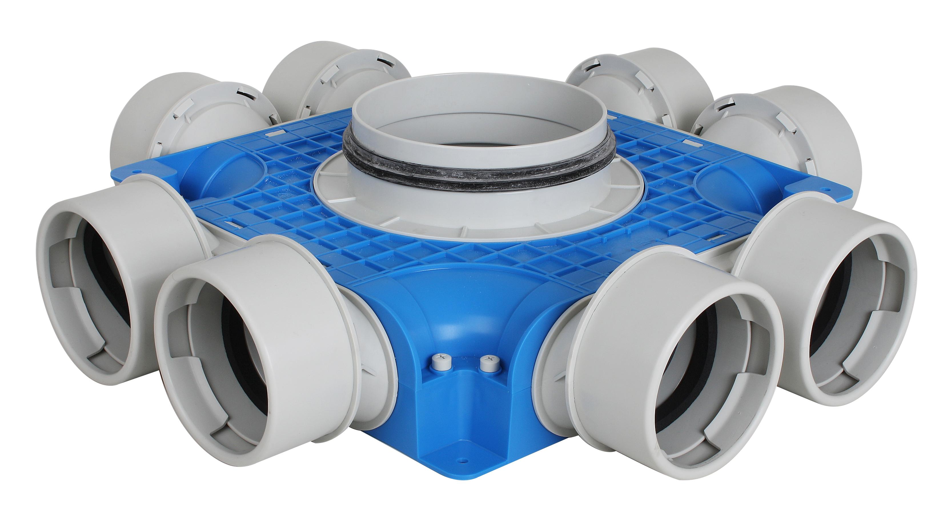 Uniflexplus Semi Rigid Duct System Vent Axia