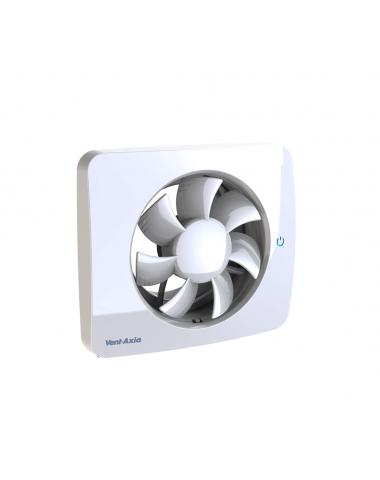 Home Furniture Diy Bathroom Extractor Fan With White Square Front Panel Ventilator Na Ribe Dk
