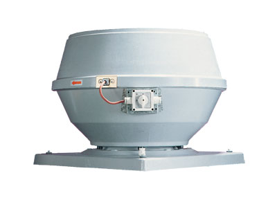 Vertical Discharge Mixed Flow Roof Fans Rmv355 Vent Axia